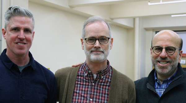 Scott Rink (choreographer), Jack Cummings III (director), Larry Hirschhorn (producer)