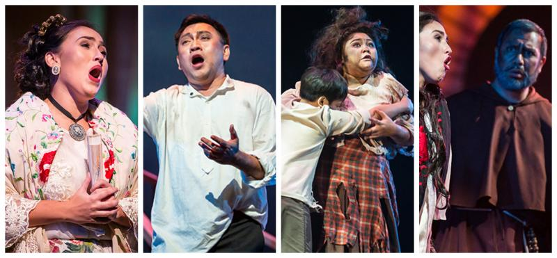 Join the Fan Art Contest; Win A Pair of Tickets to NOLI ME TANGERE, THE OPERA!