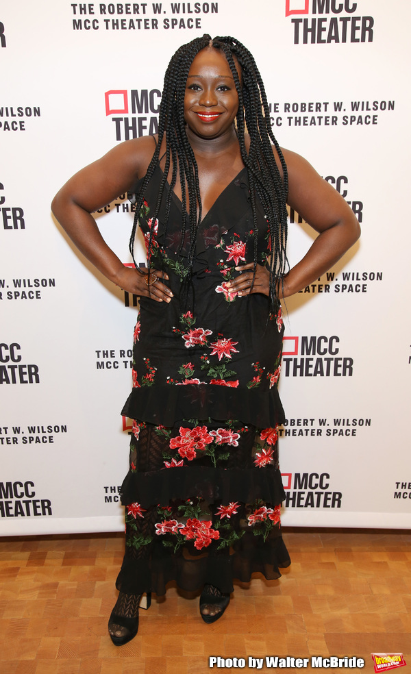 Photo Coverage: On the Opening Night Red Carpet for MCC's ALICE BY HEART!