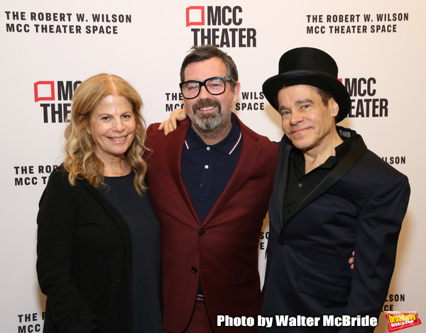 Jessie Nelson, Duncan Sheik and Steven Sater