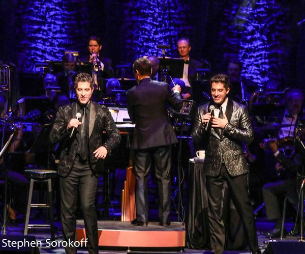 Photo Coverage: Michael Feinstein Joined by Maureen McGovern at The Kravis Center Pops Orchestra Concert