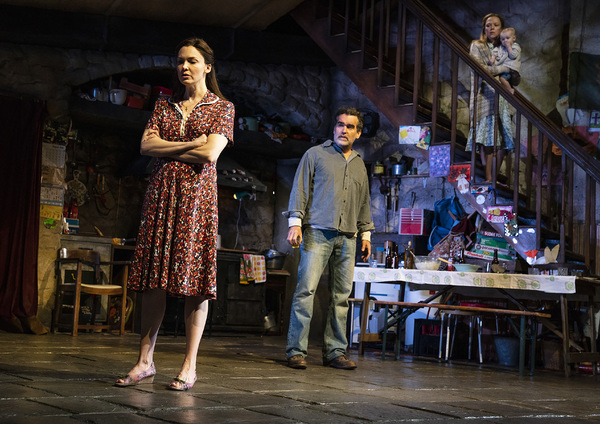 Photo Flash: New Carneys, Corcorans and More! First Look at the New Cast of THE FERRYMAN on Broadway!