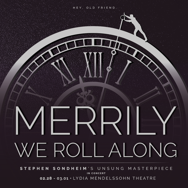Photo Flash: MERRILY WE ROLL ALONG by Runyonland Productions at the Lydia Mendelssohn Theatre
