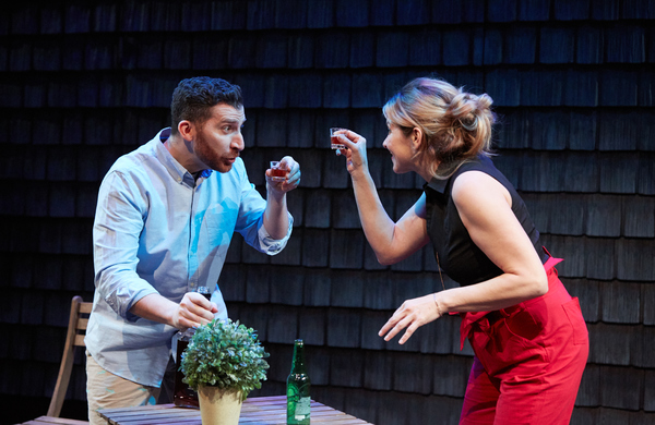 Photo Flash: First Look at 4th Wall Theatre Company's RAPTURE, BLISTER, BURN