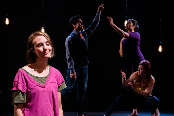 Photo Flash: ELAN Ensemble Presents HOW WE'RE DIFFERENT FROM ANIMALS