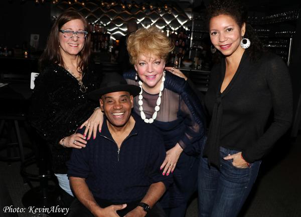 Patricia Harris, Allan Harris, KT Sullivan, Gloria Reuben Photo