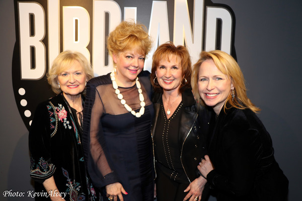 Nancy McCall McGraw, KT Sullivan, Raissa Katona Bennett, Karen Oberlin Photo