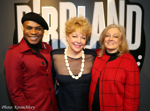 Nathan Lee Graham, KT Sullivan, Jane Summerhays