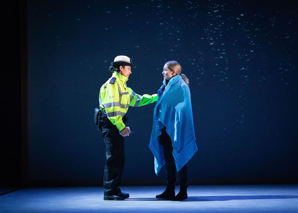 Photo Flash: First Look at ALYS, ALWAYS at the Bridge Theatre