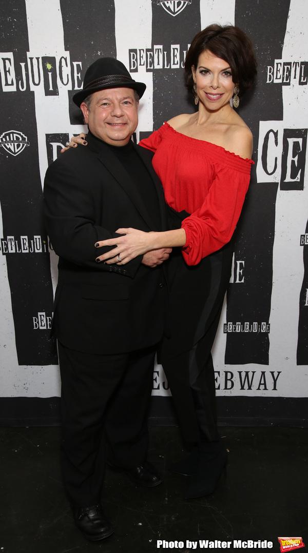 Danny Rutigliano and Jill Abramovitz Photo