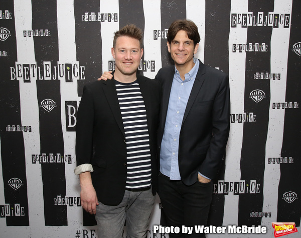 Eddie Perfect and Alex Timbers