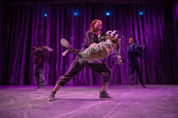 Photo Flash: First Look At Flint Repertory Theatre & CollaborationTown's RIDDLE OF THE TRILOBITES