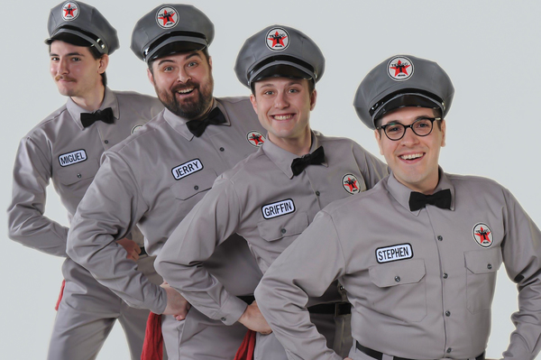 Photo Flash: Sierra Rep Serves Up Non-Stop Fun With ROUTE66!
