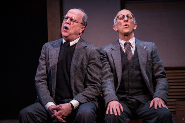 Photo Flash: First Look At THE PITMEN PAINTERS At Theatrical Outfit
