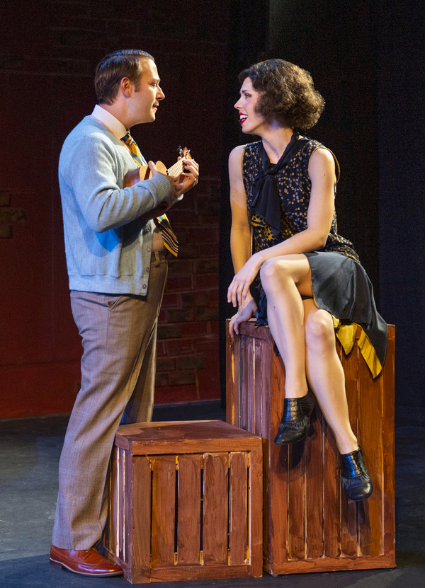 Photo Flash:  Foothill Music Theatre Presents BULLETS OVER BROADWAY