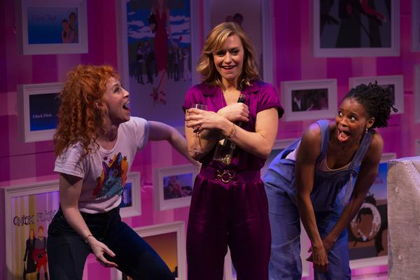 Lindsay Nicole Chambers, Megan Sikora, and Carla Duren