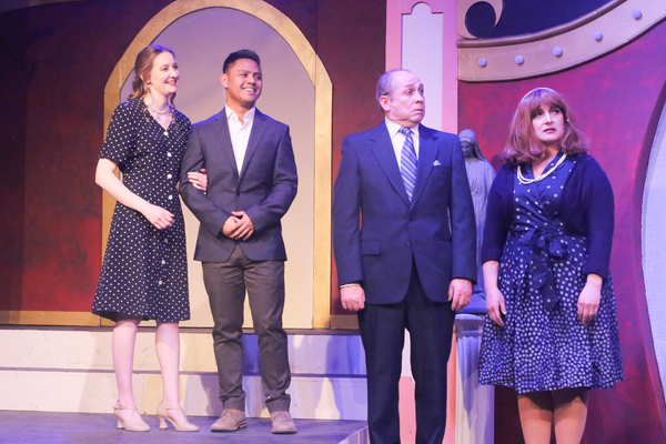 Photo Flash: First Look At LA CAGE AUX FOLLES At New Line Theatre