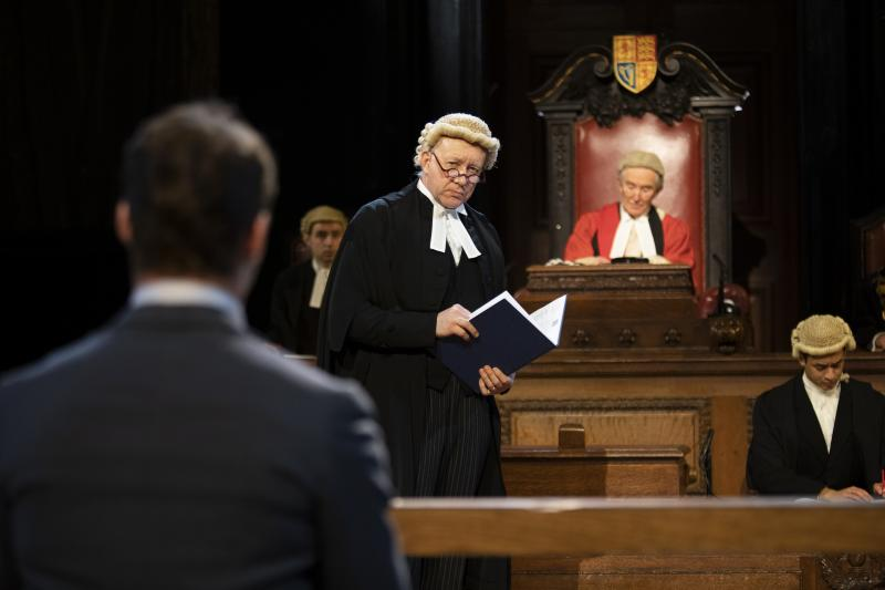 BWW Interview: Jasper Britton Talks WITNESS FOR THE PROSECUTION