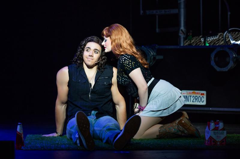 BWW Review: ROCK OF AGES Tenth Anniversary Tour is Ridiculously Rad