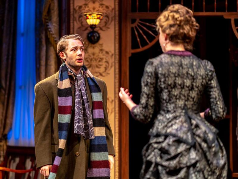 BWW Review: IN THE NEXT ROOM at Gulfshore Playhouse is Electric and Emotional!