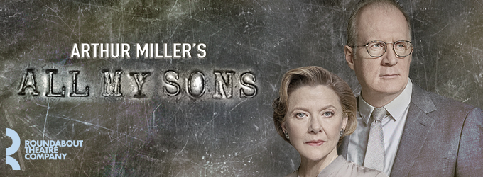 Save Up to $70 to See Rounadabout Theatre Company's ALL MY SONS on Broadway Starring Annette Bening, Tracy Letts