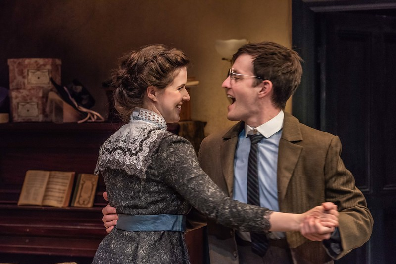 BWW Review:  The Mint Commences It's Rediscovery of Playwright Elizabeth Baker With THE PRICE OF THOMAS SCOTT