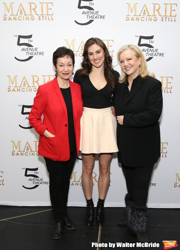 Photo Coverage: Meet the Company of Ahrens and Flaherty's MARIE, DANCING STILL