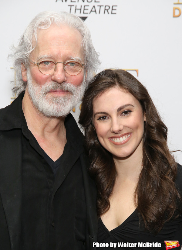 Terrence Mann and Tiler Peck