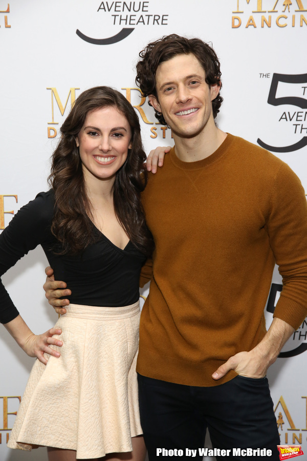 Tiler Peck and Kyle Harris