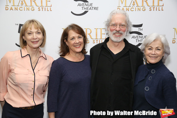 Dee Hoty, Karen Ziemba, Terrence Mann and Louise Pitre Photo