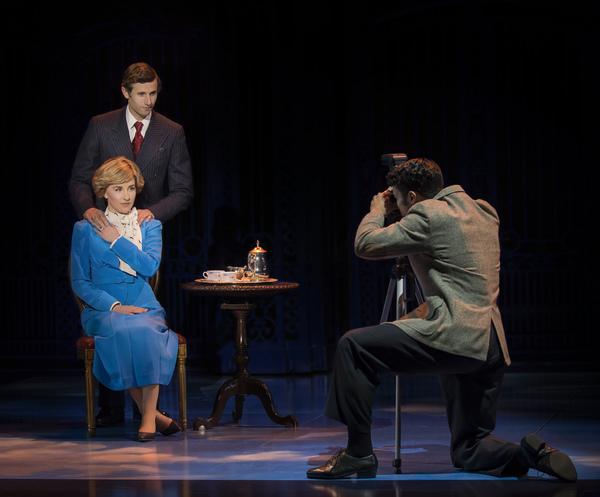 Photo Flash: Get A First Look At DIANA at La Jolla Playhouse
