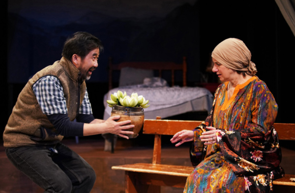 Photo Flash: DYING IN BOULDER Opens At La MaMa