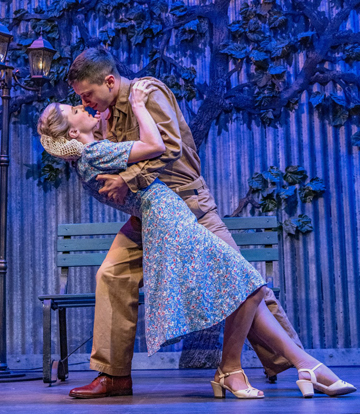 BWW Review: BILOXI BLUES at New Theatre Restaurant