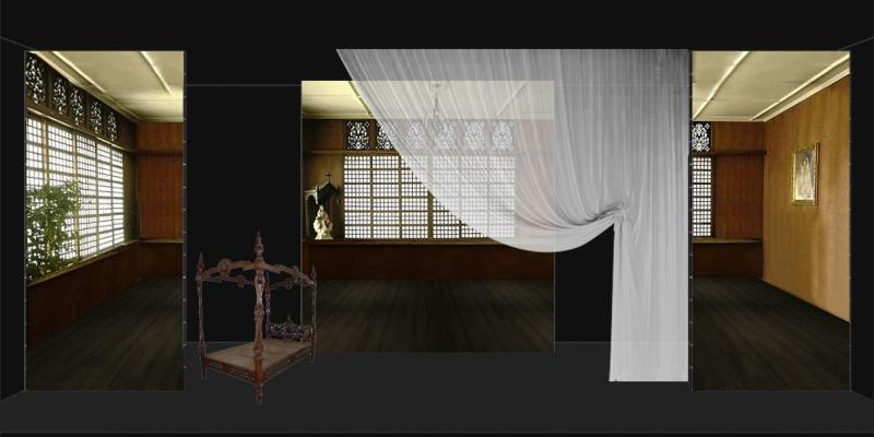 EXCLUSIVE: First Look at the Scenic Design of NOLI ME TANGERE, THE OPERA 2019