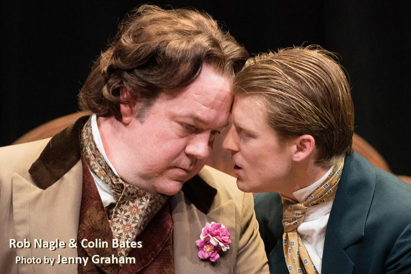 BWW Review: Rob Nagle's A Tour De Force in Stunning THE JUDAS KISS