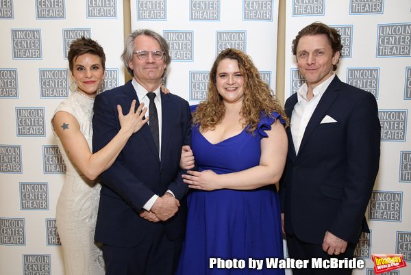 Photo Coverage: The Lusty Month of May Comes Early With Lincoln Center's CAMELOT Benefit Concert!