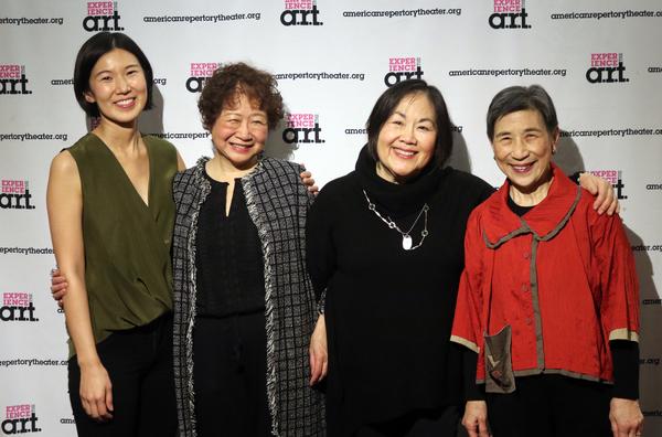 Jiehae Park, Jo Yang, Emily Kuroda, and Wai Ching Ho Photo