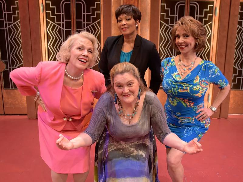 BWW Review: MENOPAUSE THE MUSICAL at Westchester Broadway Theatre