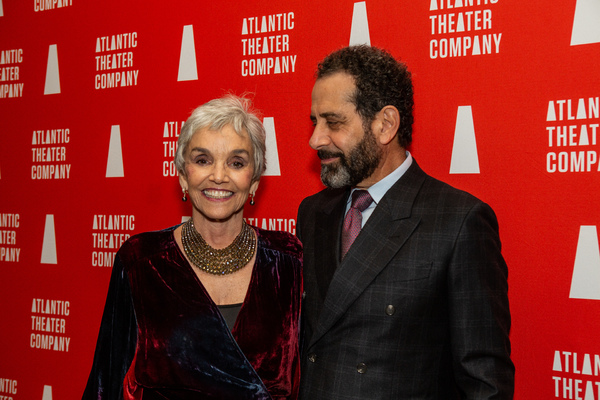 Brooke Adams and Tony Shalhoub Photo