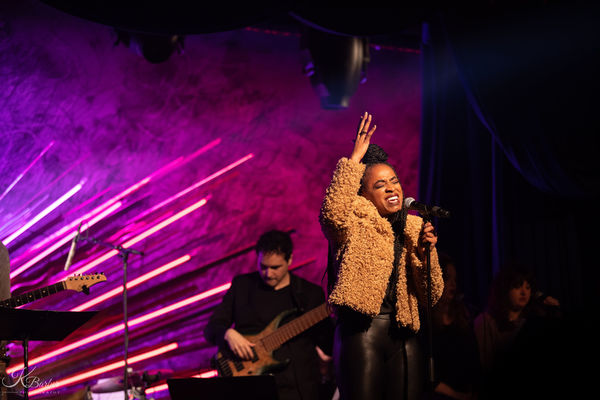 Photo Flash: Matt Doyle, Wesley Taylor, Kate Rockwell, and More Belt Away in BROADWAY SINGS ADELE