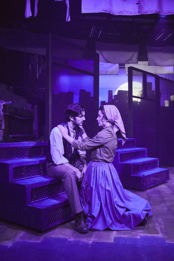 Photo Flash: Hope Mill Theatre Manchester Presents RAGS