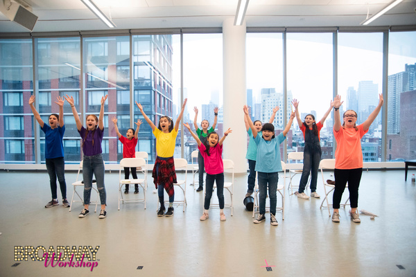 Photo Flash: Studio Workshop Presents MISS NELSON IS MISSING at Broadway Workshop