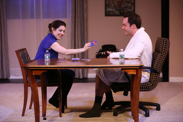 Photo Flash: FIERCELY INDEPENDENT Gets World Premiere At Soho Playhouse