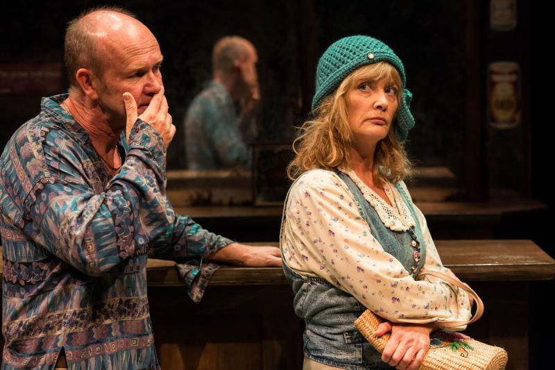 BWW REVIEW: Ensemble's Moving and Amusing TWO Arrives At Riverside Theatres