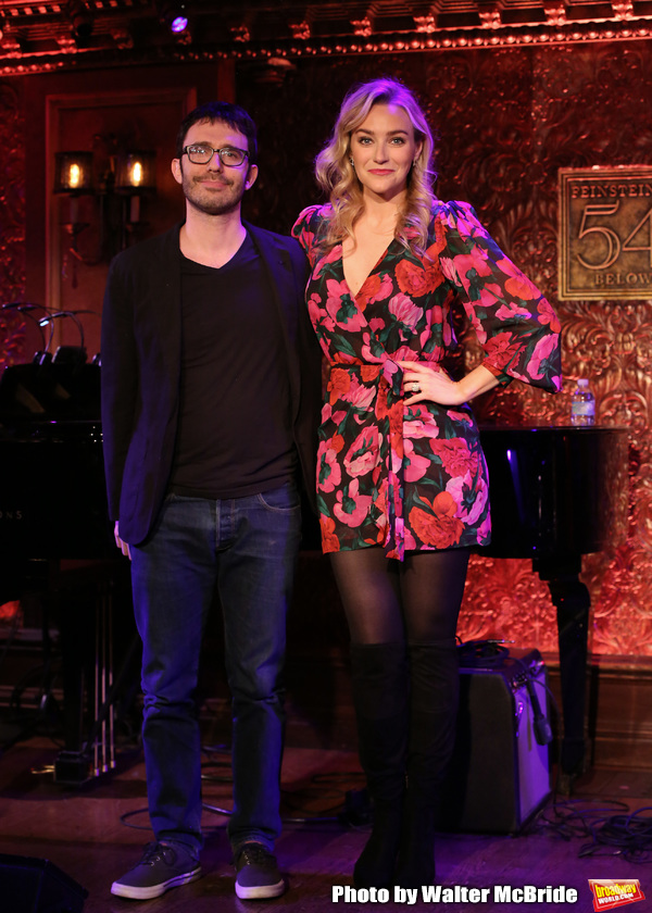 Andrew Resnick and Betsy Wolfe Photo