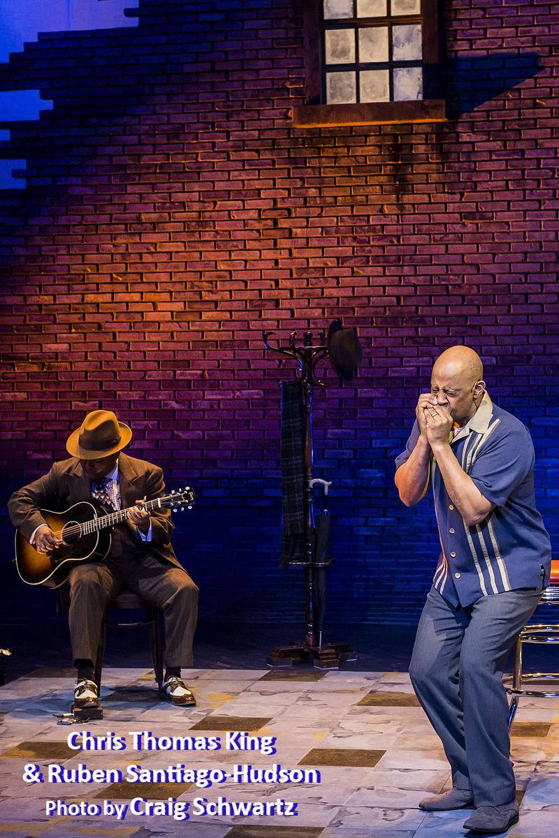 BWW Interview: Renaissance Man Ruben Santiago-Hudson From LACKAWANNA To Broadway, HBO & Back