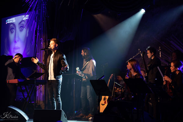 Photos: Hello...It's BROADWAY SINGS ADELE Starring Matt Doyle, Isaac Powell, Wesley Taylor, and More!