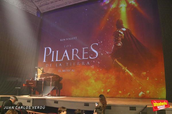 PHOTO FLASH: LOS PILARES DE LA TIERRA se presenta en Madrid