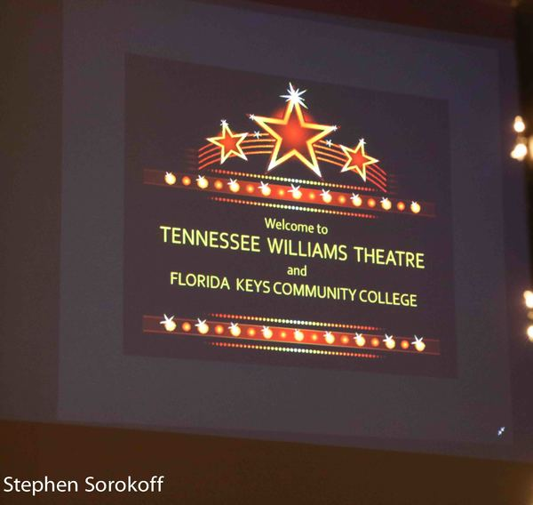 Photo Coverage: Lucie Arnaz & Randy Roberts Bring 'We're Singing Our Songs' to Tennessee Williams Cabaret Theatre