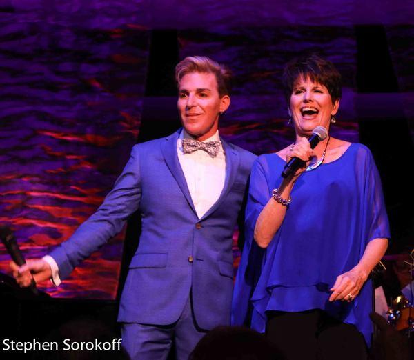 Randy Roberts & Lucie Arnaz Photo